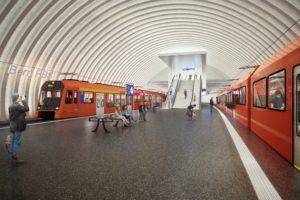Tiefbahnhof RBS