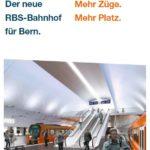 Der neue RBS-Bahnhof