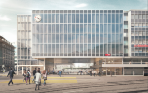 Siegerprojekt Neubau Bubenbergzentrum.